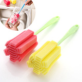 Japanese Long-Handled Brush Strong Decontamination Bottle Cup Cleaning Brush