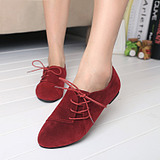 Korean Influx Comfort Casual Flat Lace Shoes