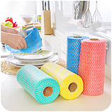 Non-Woven Disposable Kitchen Cleaning Cloth