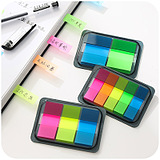 Home Office Multicolor Sticky Labels Paper Notes