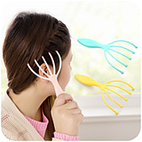 Cute Candy Colored Ipomoea Head Relaxing Massage Fatigue Mitigation Head Pressure Device