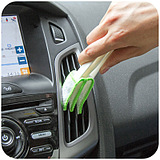 Double Car Air Conditioning Vent Cleaning Brush