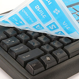 Candy Color Keyboard Membrane Silicone Protective Film
