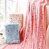 Cute Animal Cartoon Thickening Super Absorbent Towels