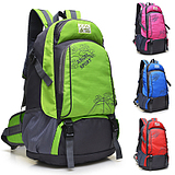 Korean Tourist Travel Outdoor Capacity Leisure Shoulders Backpack Bag