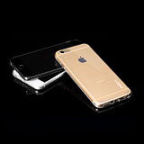 Apple Phone Shell iPhone4/ 5/6 Simple Transparent Protective Sleeve Soft Shell Casing