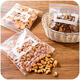 Food Preservation Refrigerator Self-Styled Compact Zipper Bags /12pcs