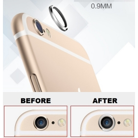 Iphone6 / Plus Camera Trap Protection Metal Ring
