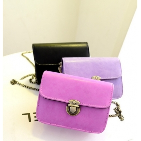Fashion Chain Shoulder Diagonal Handbags