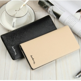 Korean Men High-Grade Long Section Zipper Wallet