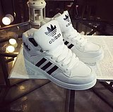 Fashion Round Lace Student Sports Shoes