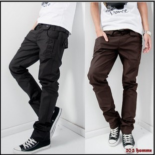 Korean Men's Leisure Casual Long Pants
