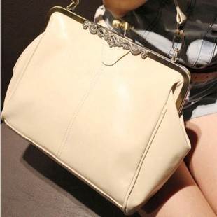 Korean Influx Retro Casual Messenger Shoulder Women Bag