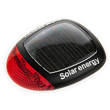 RM12/pcSolar Bicycle Tail Light/10pcs