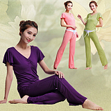 Modal Fabric Yoga Workout Dance Clothes