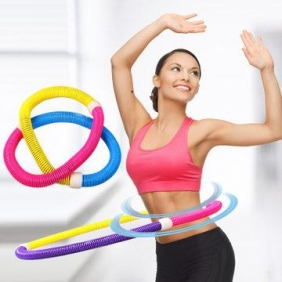 Massage Abdomen Slimming Soft Hula Hoop