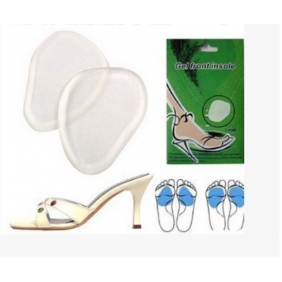 Silicone Forefoot Pads/Pair