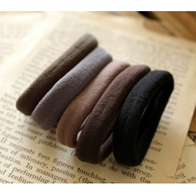 Korean Super Durable Elastic Rubber Seamless Hair Rope