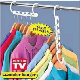 Magic Multifunctional Hanging Clothes Rack