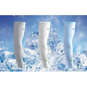 Ice Silk Golf Driving Anti-UV Sunscreen Cuff /pair