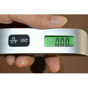 50kg Precision T-shaped Spring Hand Luggage Digital Scale