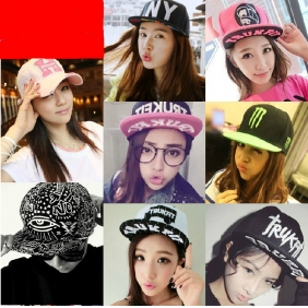 Korean EXO Hip-Hop Baseball Cap