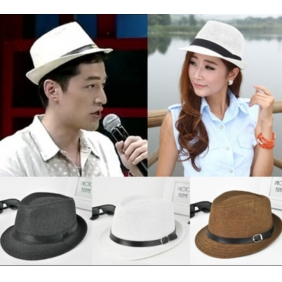 British Summer Women Men Lovers Beach Topper Hat