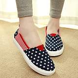 Korean Student Style Casual Canvas Shoes