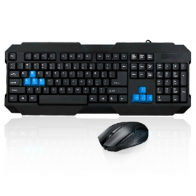CS / CF / Warcraft Gaming Wired USB Mouse Keyboard Set