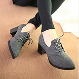 Korean Sweet Lace Waterproof Matte Surface Anti-Slip Lady Shoes