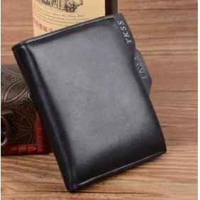 Multifunction Color Vertical Side Zipper Wallet