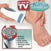 Pedispin Exfoliating Foot Wear Leather Electric Painless Mill Foot Device