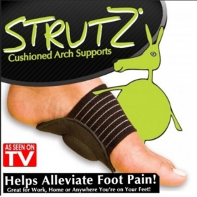 Strutz Cushioned Arch Supports/pair