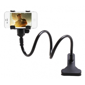 Creative Lazy Car Bedside Double Bracket Phone Clip
