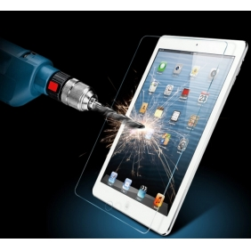 iPAD4 / 5 Flat Membrane IpadAir 2 Tempered Glass Tempering Film Screen Protector 0.4mm