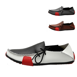 England Men Peas Boat Shoes
