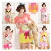 Korean Ladies Cute Pyjamas Dress