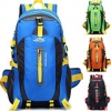 Outdoor Mountaineering Unisex Shoulder Waterproof Nylon Backpack Bags