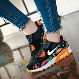 Korean Thick Crust Cushion Breathable Casual Running Shoes