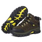 Outdoor Waterproof Breathable Hiking Hip top Sneakers Sport Shoe