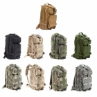 3P Tactical Attack Assault  Camouflage Field Outdoor Backpack