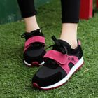 Korean Fashion Casual Thick Crust Muffin Female Tide Students Sneakers Running Sports Shoes
