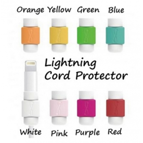 Cable Cord Protector Suitable to MOST cable available Apple iphone4 / 4s / 5/6 Practical Data Line Protectors