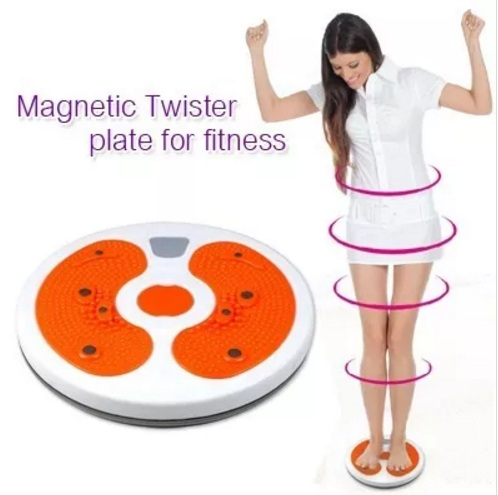 Magnetic Twister Plate For Fitness Medical Magnetism Sport for Slim Body and Massage