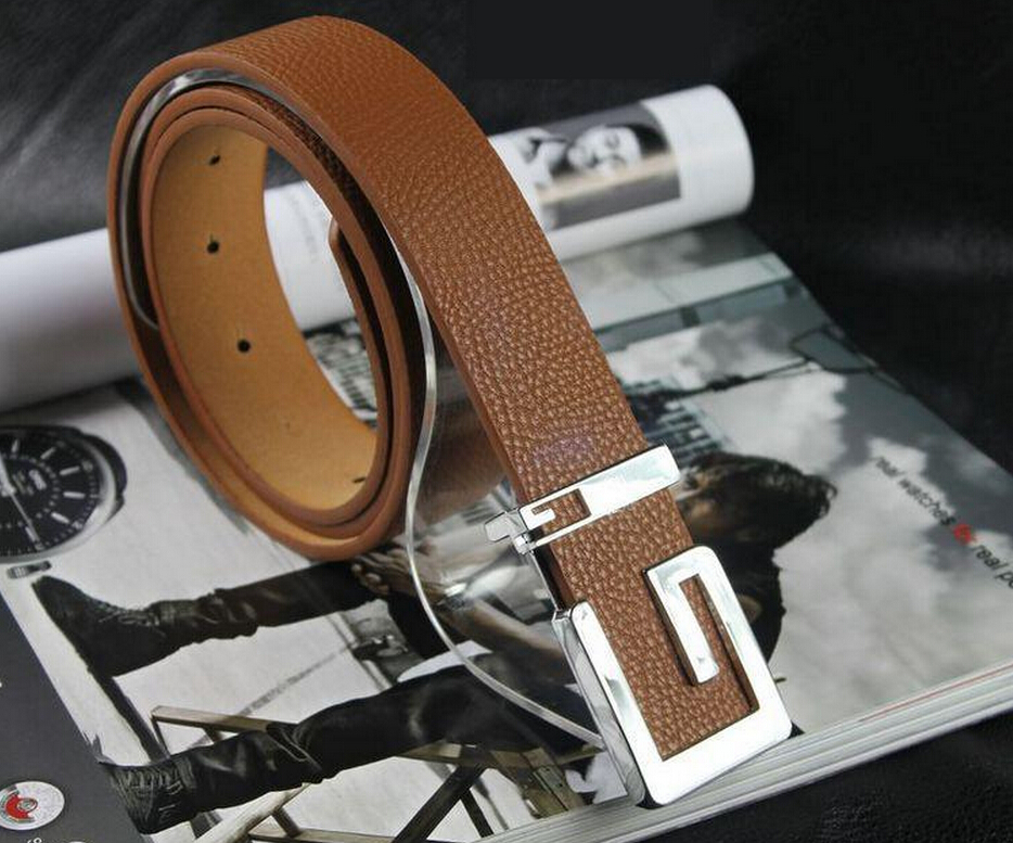 Korean Casual Fashion Business Personality G Tide Belts