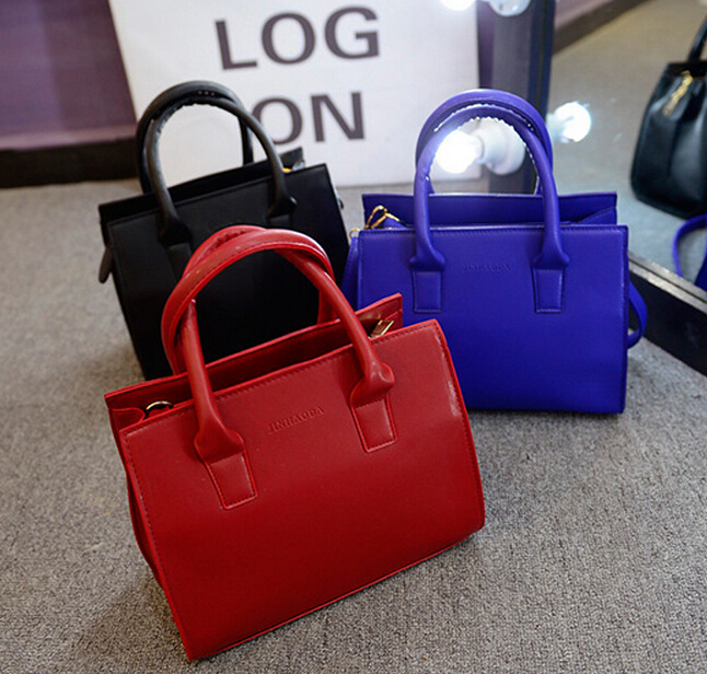 Korean Female Fashion Portable Shoulder Handbags