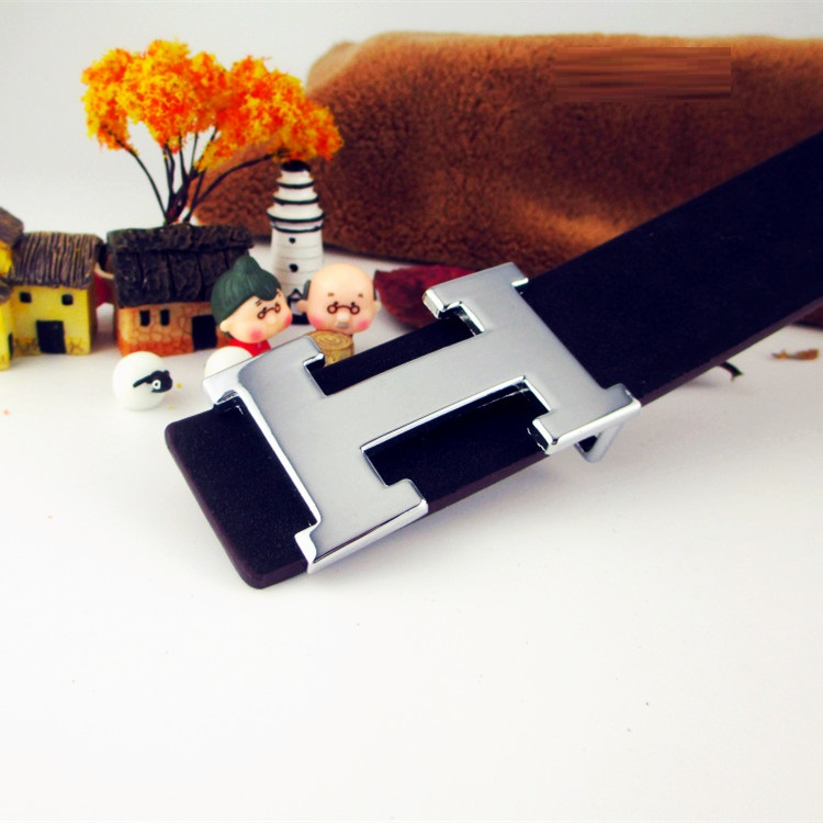 Korean Casual Fashion H Design Belt