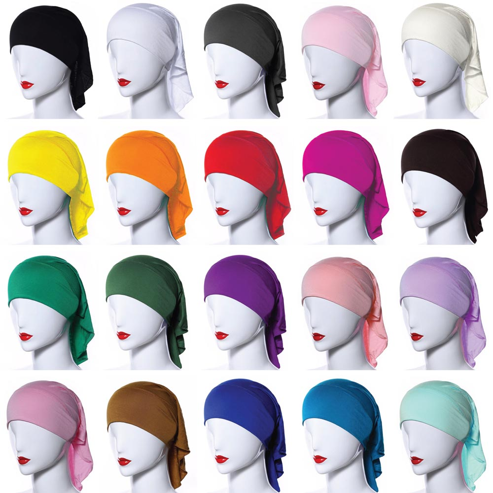 Muslim Headscarf Hijab Head Scarves