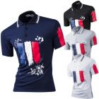 Men's Casual Short-sleeved POLO Tshirt