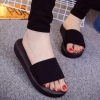 Thick Crust Slope Muffin Anti-Slip Female Sandals